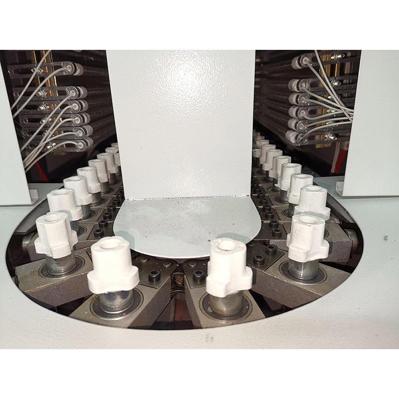 Semi Automatic Pet Plastic Bottle Stretch Blow Molding Machine Bottle Macking Equipment Manufacturer