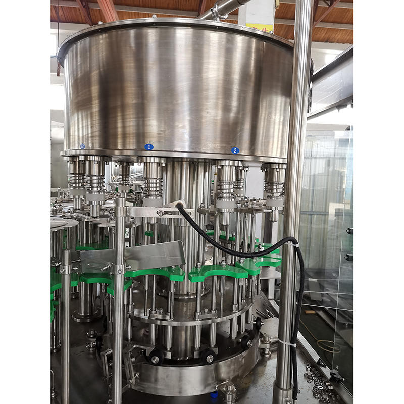 Automatic 3L 5L Plastic Bottle Water Bottling Packing Machine For Sale
