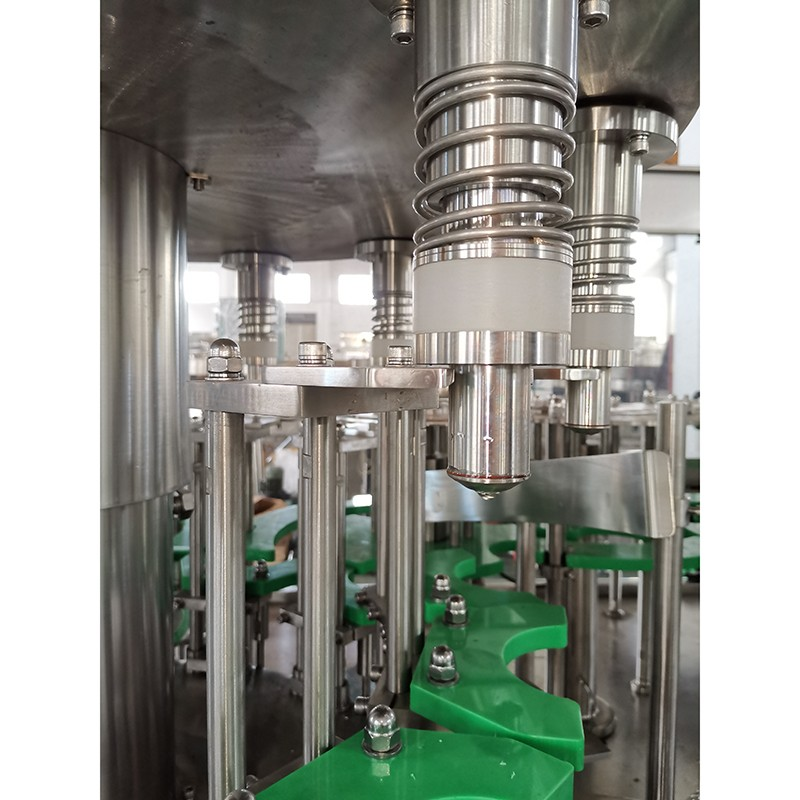 product-JD WATER-Automatic 3L 5L Plastic Bottle Water Bottling Packing Machine For Sale-img