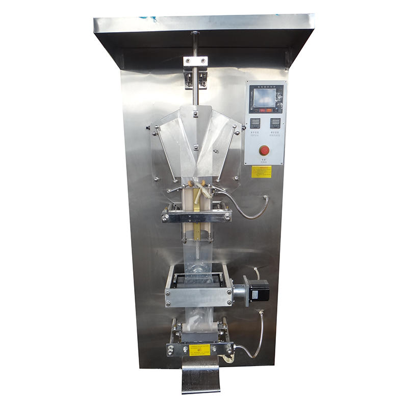 Semi-Auto Water Bag Filling Bottling Machine