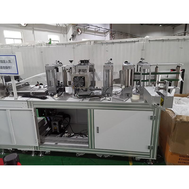 J&D WATER engineering face mask making machine customized protective mask