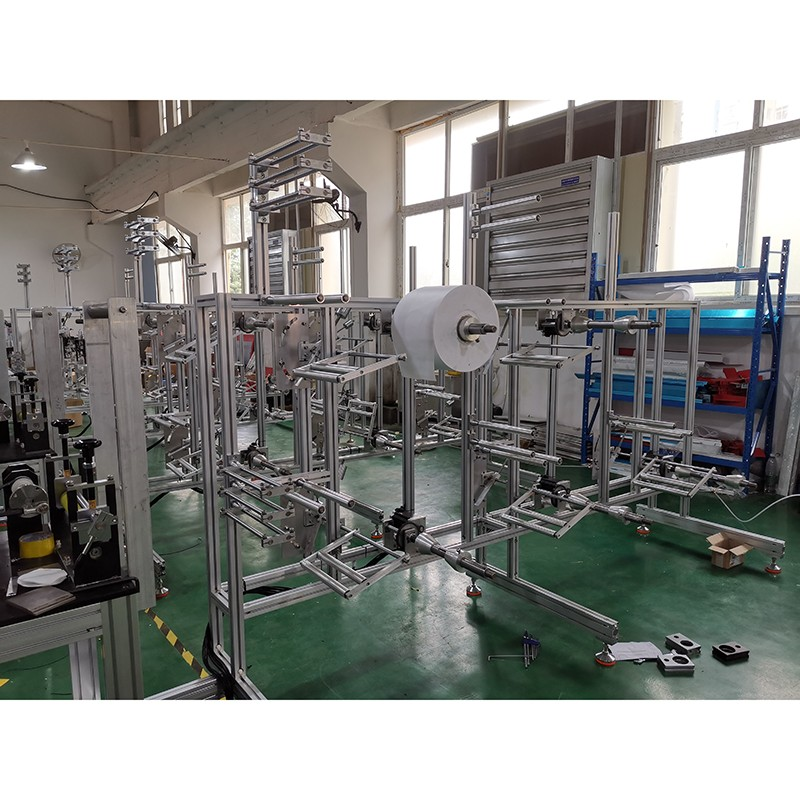 J&D WATER facial mask making machine oem&odm wholesale-6