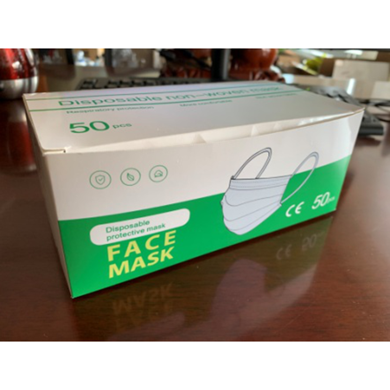 J&D WATER wholesale disposable protective mask high quality competitive price-5