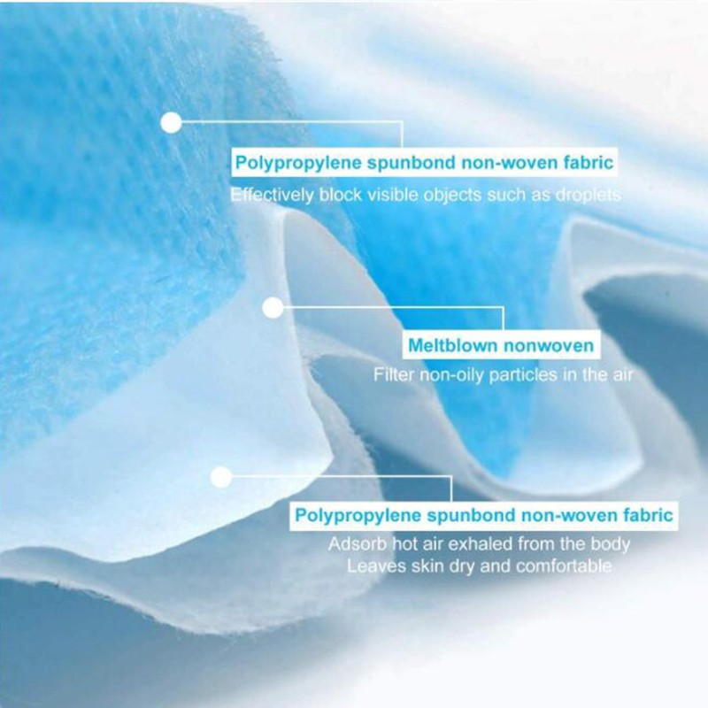 J&D WATER wholesale disposable protective mask high quality competitive price-4