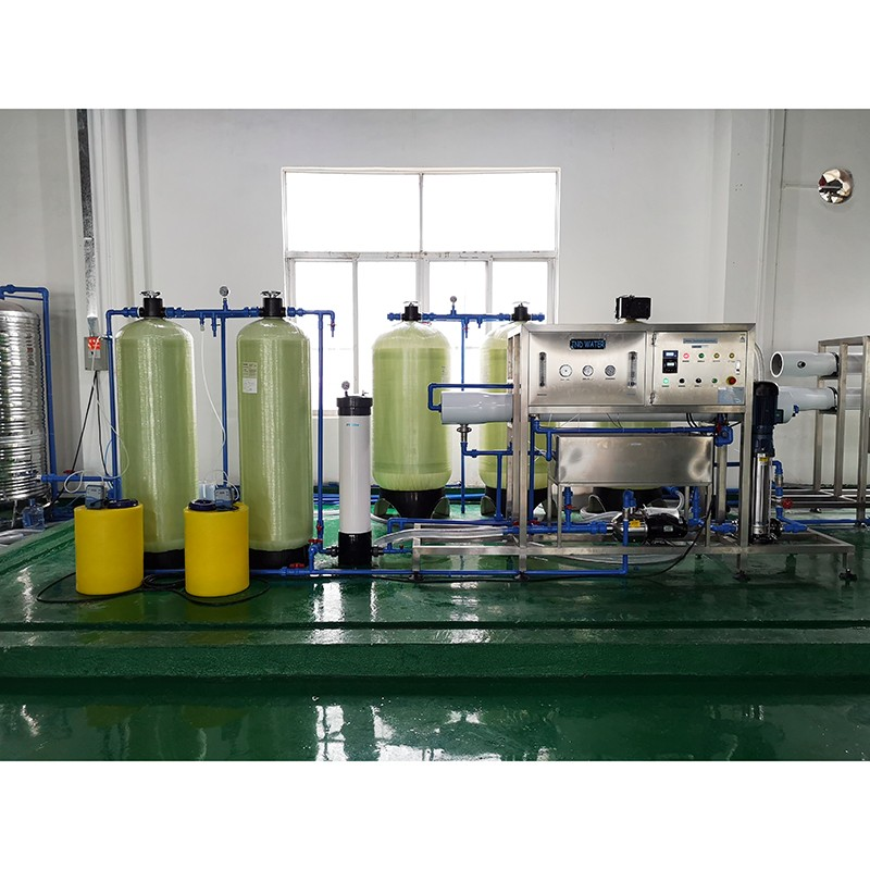 news-3000LH reverse osmosis pure water water treatment equipment Congo-JD WATER-img