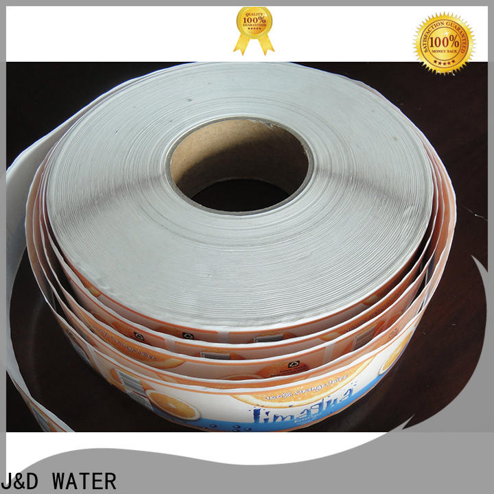 easy operation self adhesive sticker label good quality larger capacity