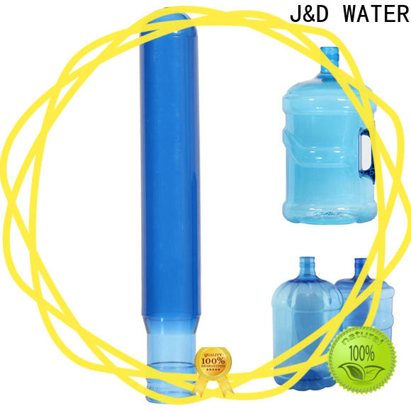 J&D WATER wholesale pet preforms factory direct supply fast delivery