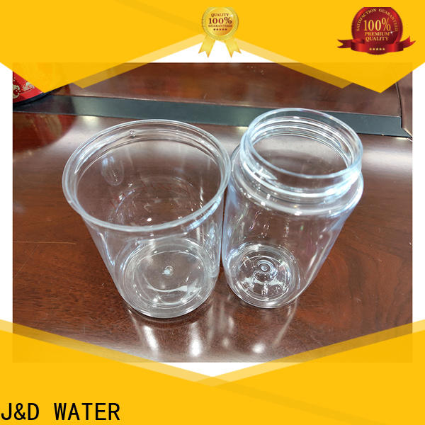 J&D WATER wholesale price wholesale can top brand for water packing