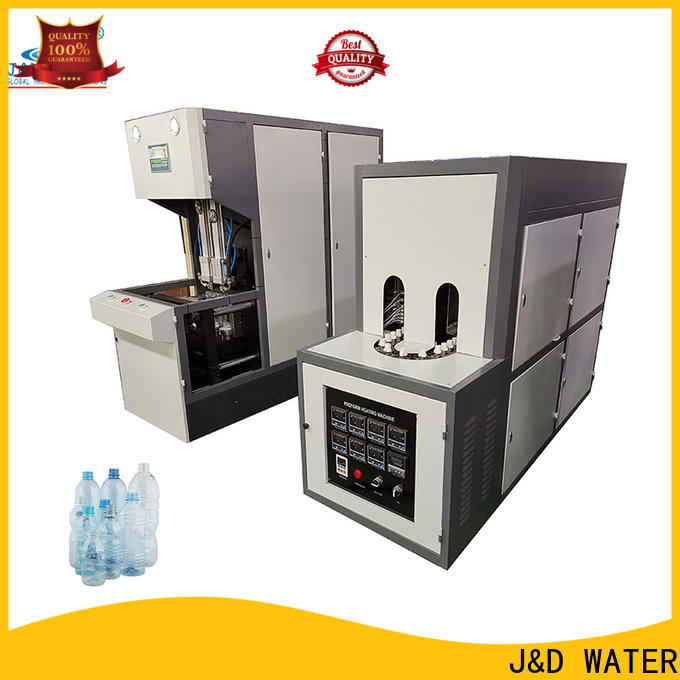 Customized blow molding machinery for sale for mineral water bottles