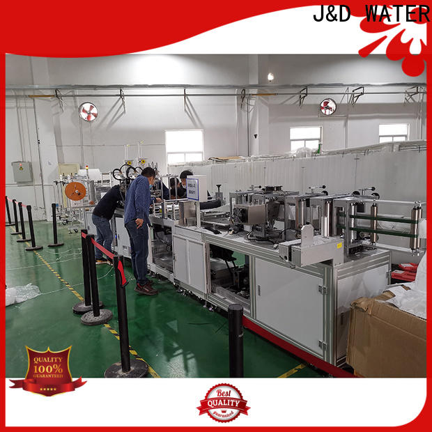 J&D WATER oem&odm facial mask making machine professional high quality
