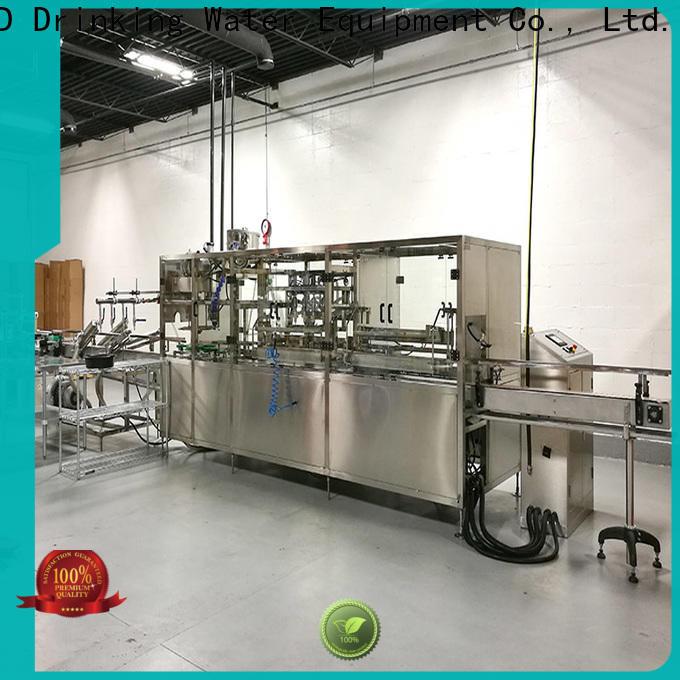 high quality bottling line manufacturer for juice