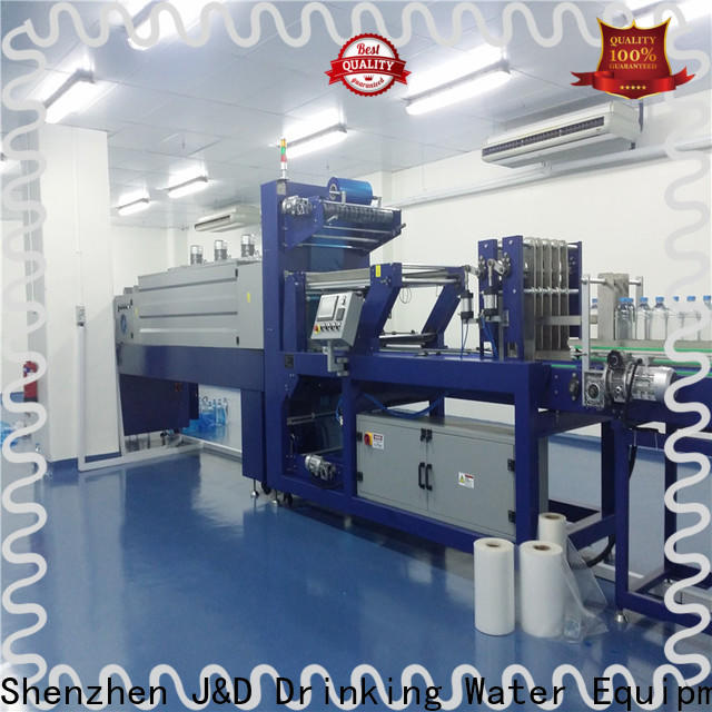 J&D WATER automatic breveager packing machine reduce cost for food