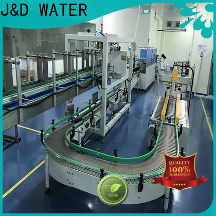 J&D WATER convenient cartoning machine easy to operate for medicine