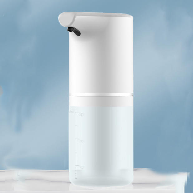 Infrared sensor hand sanitizer soapy water foam dispenser Wholesale-J&D WATER