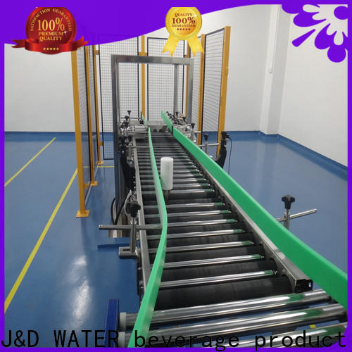 Customized motorized roller conveyor high efficiency for food