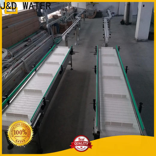J&D WATER quick chain conveyor stability for daily chemical