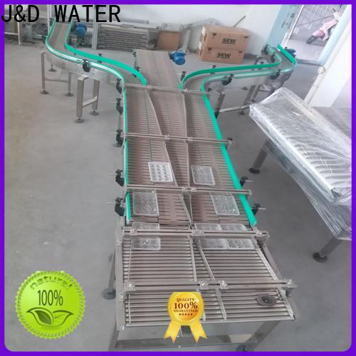 high quality slat conveyor manufacturer for food