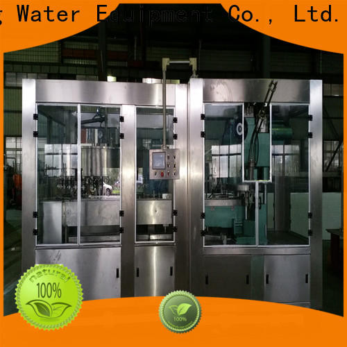 J&D WATER advanced technology can sealing machine stainless steel for cosmetic