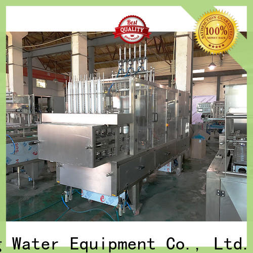 advanced technology cup filling machine engineering for container