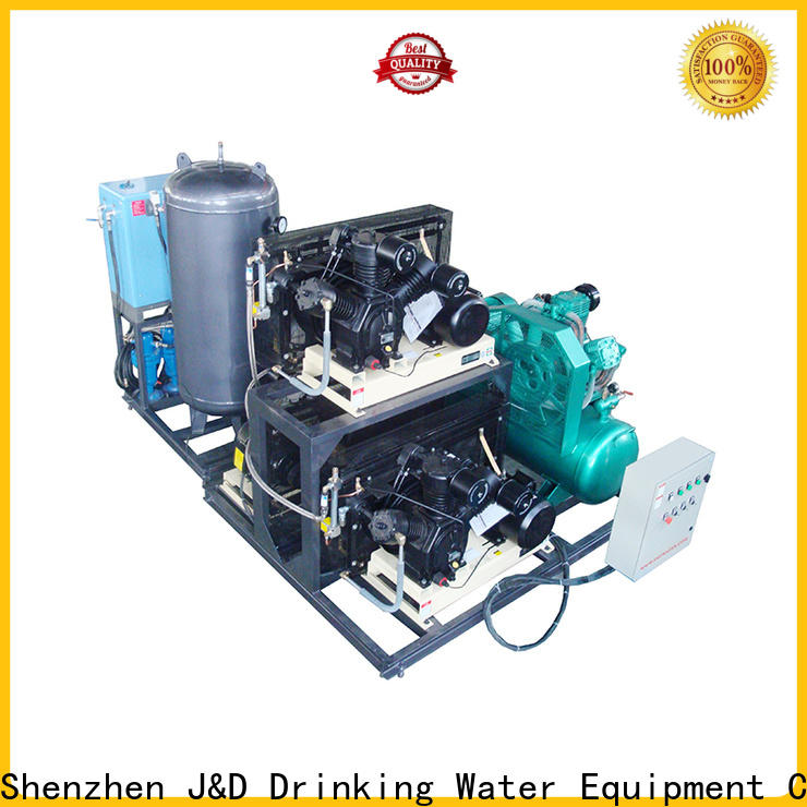 J&D WATER Air Comperssor favorable quality for customization