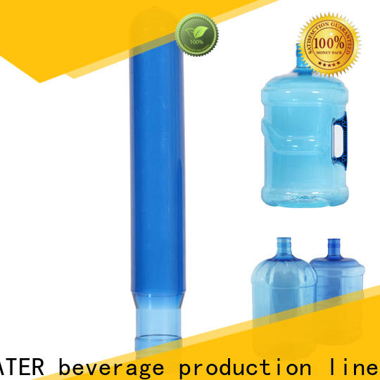 J&D WATER pet preform manufacturers oem&odm fast delivery
