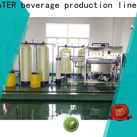 J&D WATER best water treatment machine filter for beverage