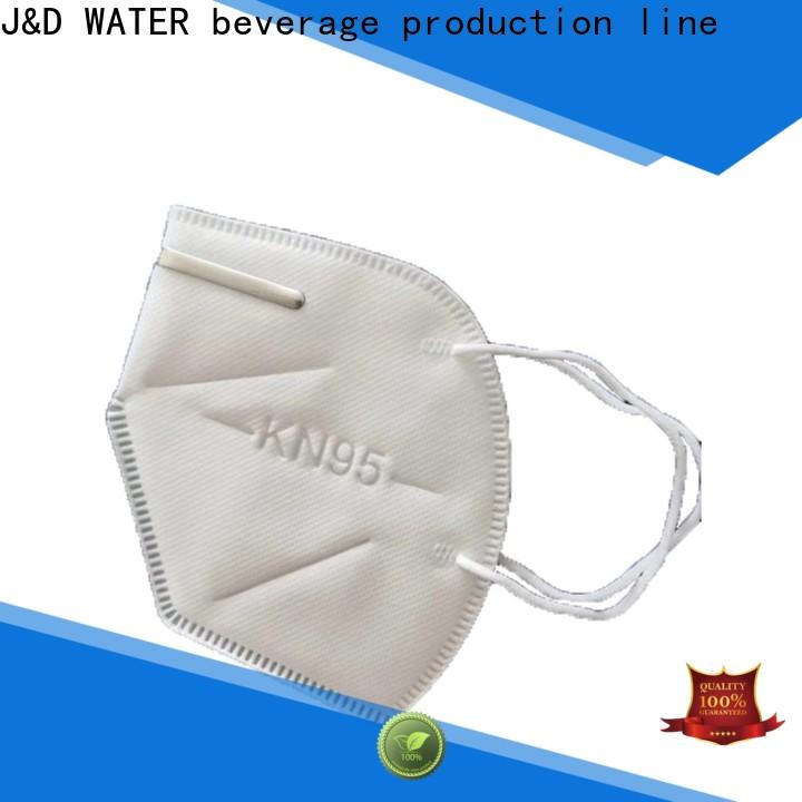 J&D WATER competitive price n95 filter mask high quality for protection