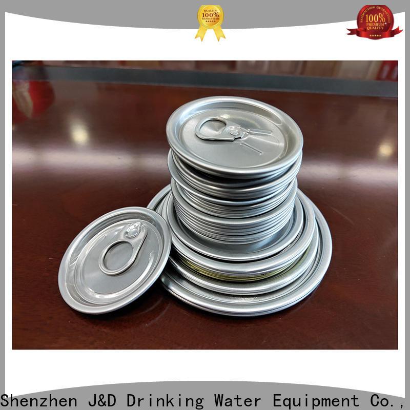 J&D WATER durable custom cap oem&odm bottle manufacturing