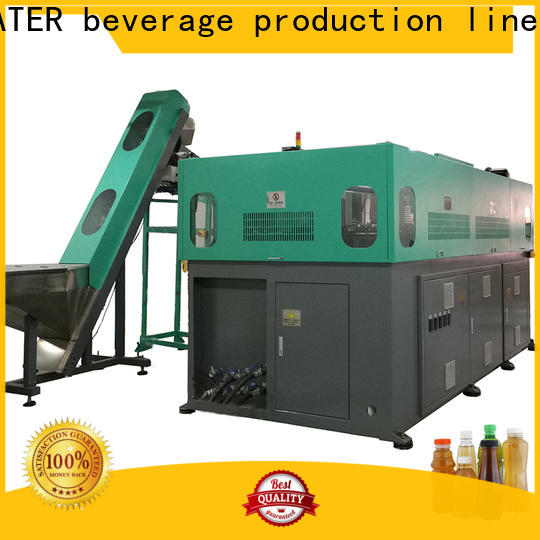 J&D WATER blow molding machine manufacturers safely for oil bottles
