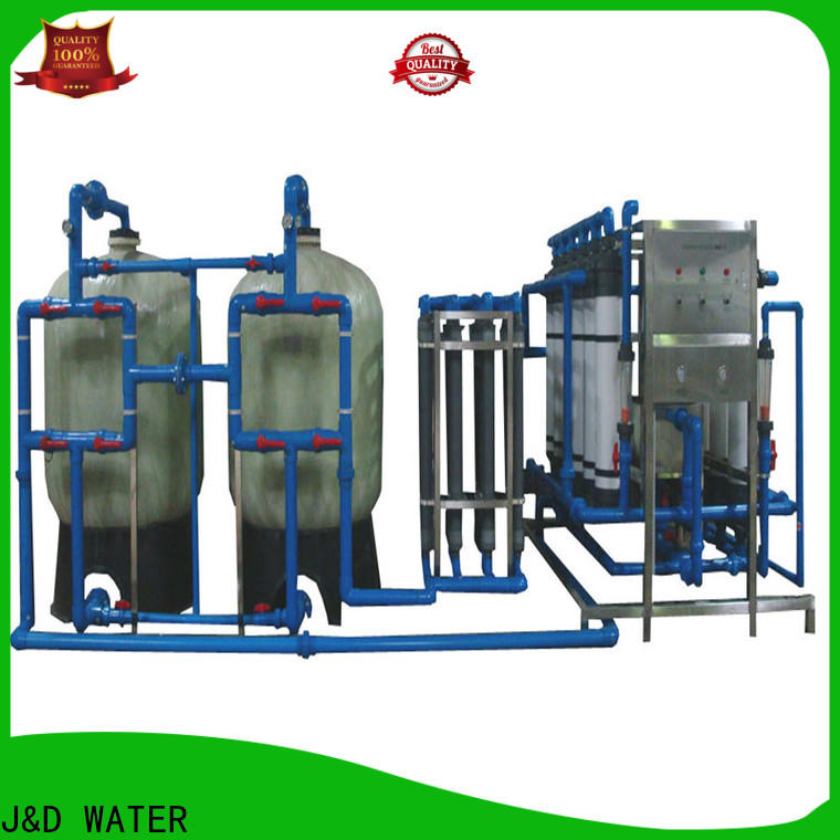 best water plant machine softener chrome plating