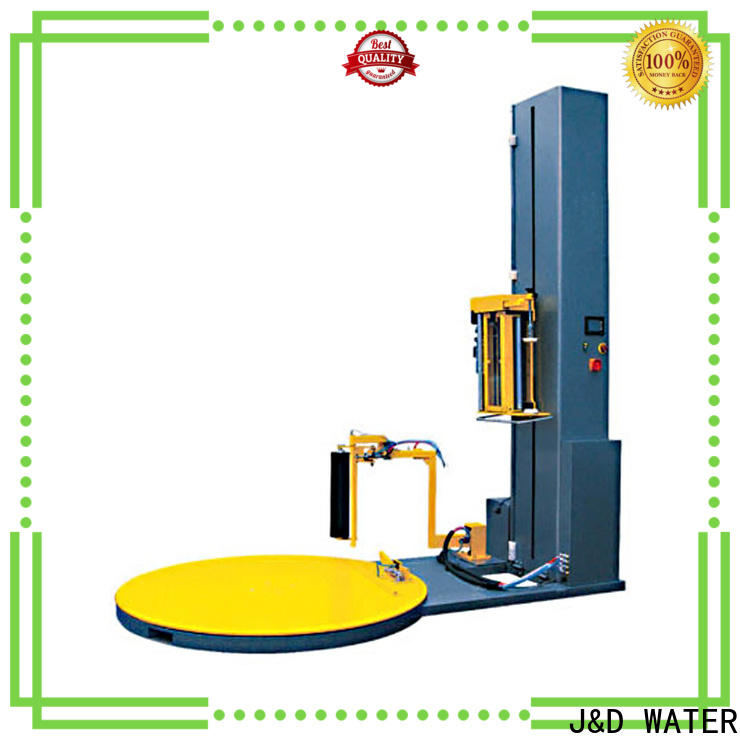 J&D WATER wrapping machine easy to operate for beer