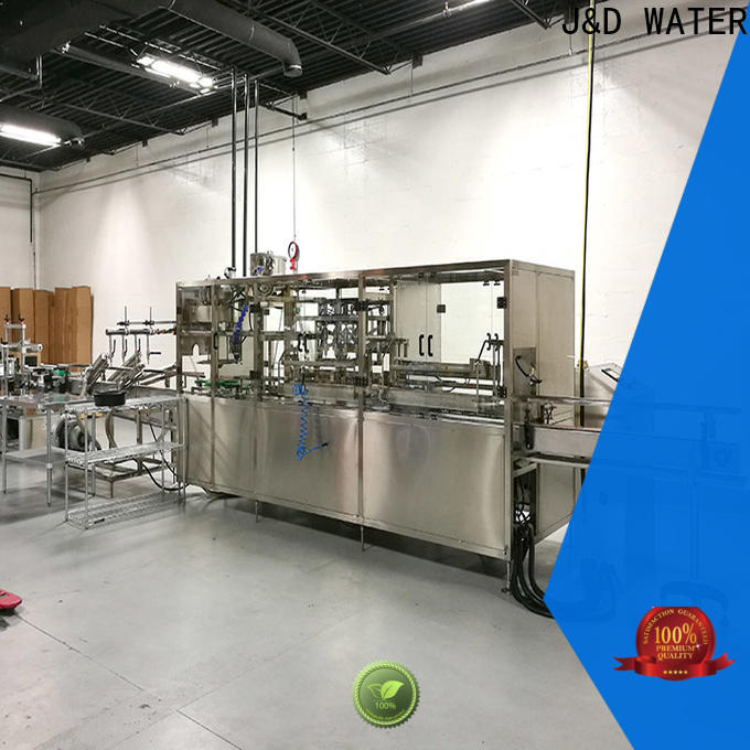 electronic beer bottling equipment high efficiency for mineral water