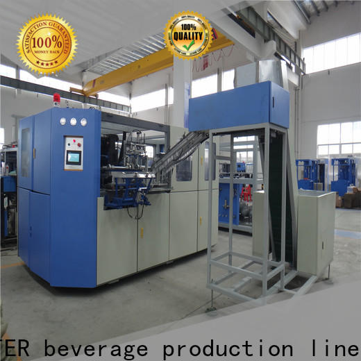 Customized injection blow moulding machine standard for mineral water