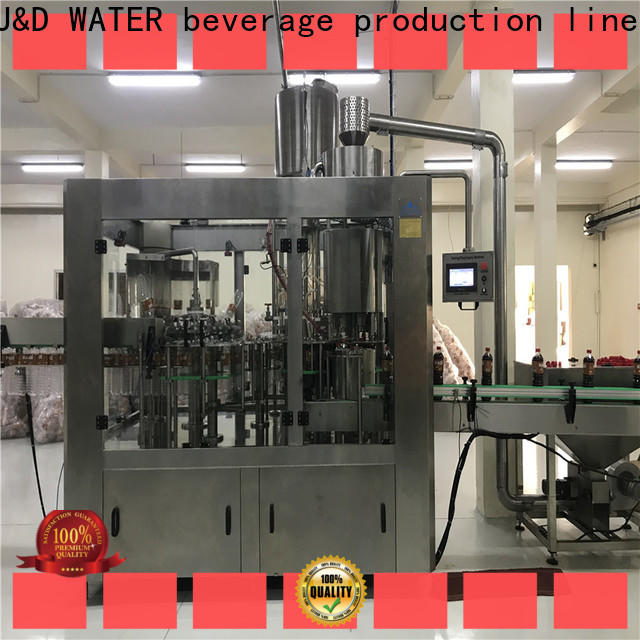 adjusted water bottling equipment engineering for juice