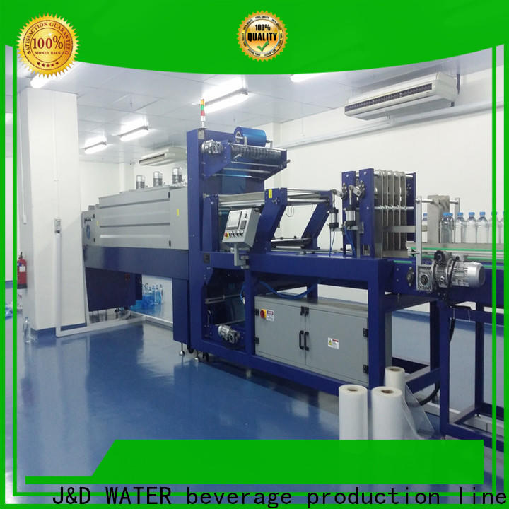 J&D WATER convenient shrink machine high quality for food