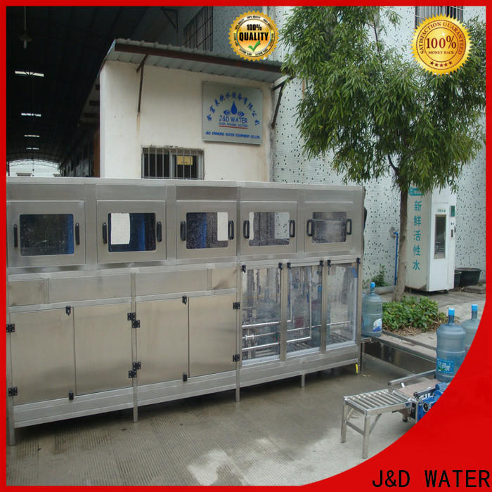 J&D WATER aseptic machine good quality for tea