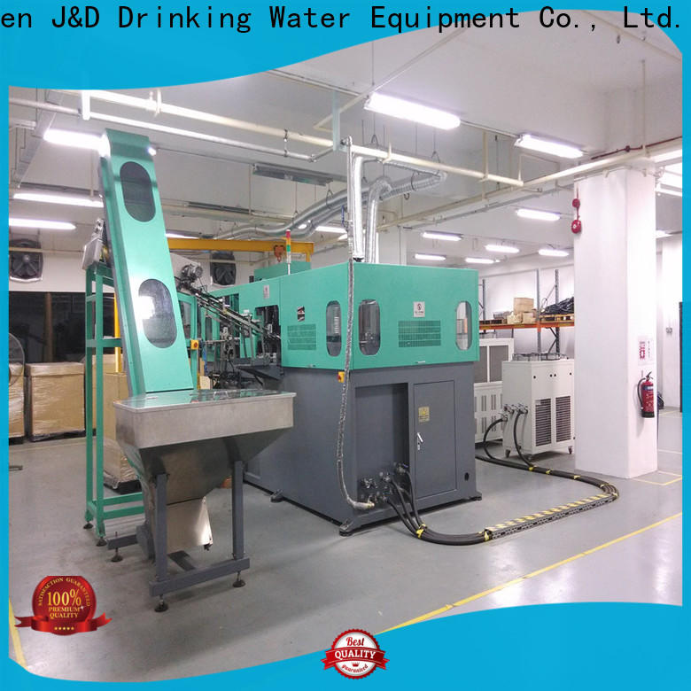 Stretch pet blow moulding machine for sale for beverage