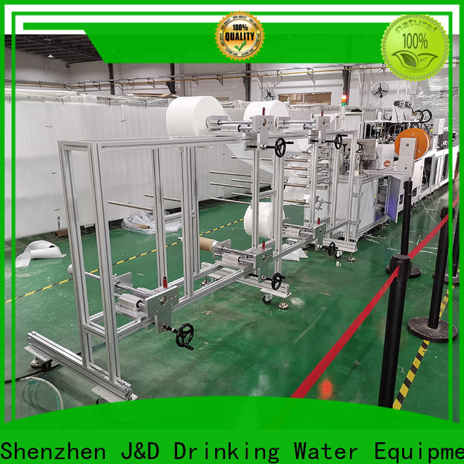 J&D WATER face mask making machine high quality making