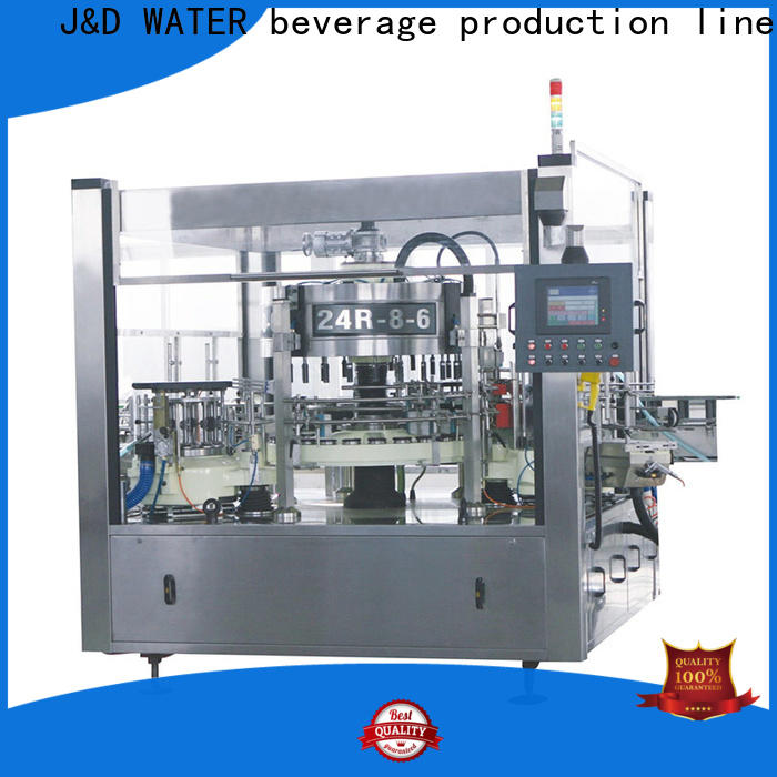 Automatic bottle labeling machine reduce cost for metal container