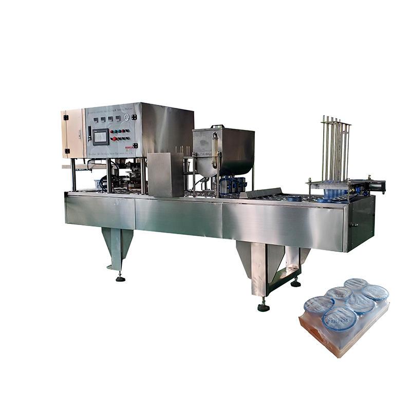 JND WATER Drinking Water /Juice/ Liquid/Yogurt Cup Packing And Sealing Machine