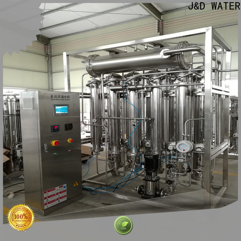 easy operation distillation machine safely for pharmaceutical