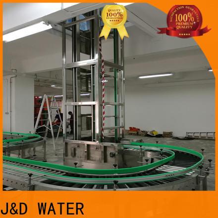 J&D WATER roller conveyor high efficiency for food