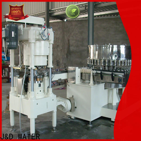 adjusted can sealer machine factory for mineral water