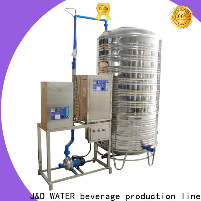 J&D WATER top-selling drink mixer best price for sale