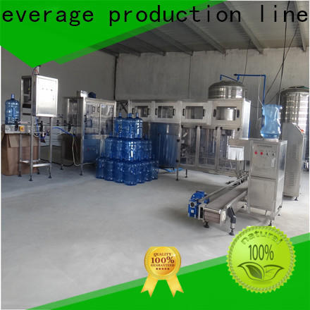 J&D WATER aseptic machine factory for juice