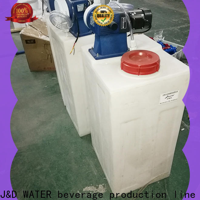 standrad osmosis machine auto wash for industrial waste treatment