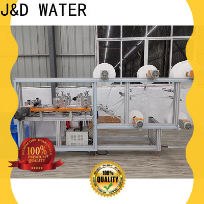 J&D WATER intelligent automatic mask machine factory direct supply high quality