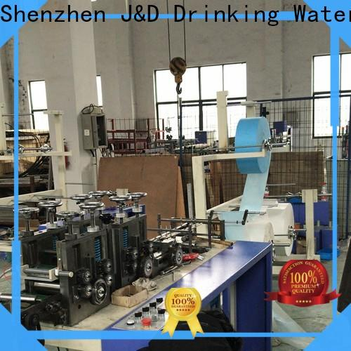 J&D WATER mask making machine complete function wholesale price