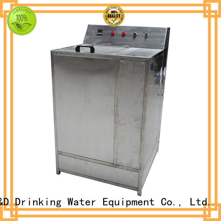 J&D WATER poweder filling machine stainless steel for vinegar