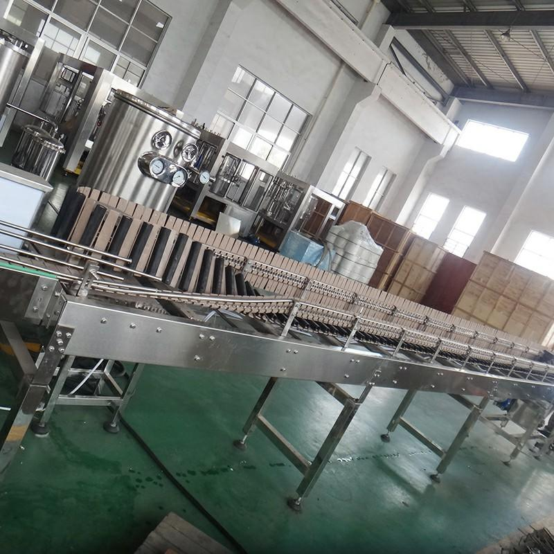filler water bottling machine convenient for vinegar J&D WATER-3